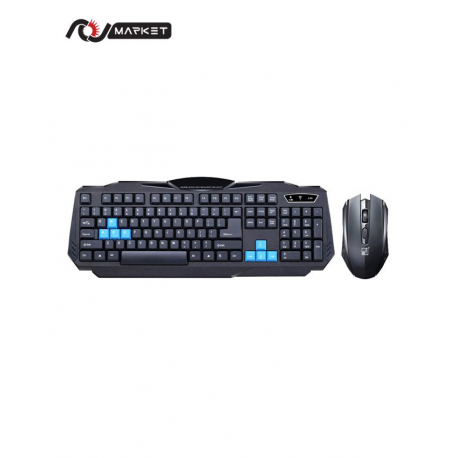Techno ML 18-KM668 Wireless Keyboard and Mouse