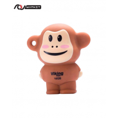 Vikingman 16GB VM272 Monkey-Joe USB2.0 Flash Memory