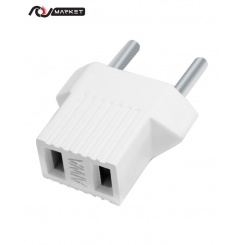 US to EU Plug Adapter