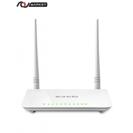 Tenda D303 ADSL2+/3G Wireless N300 Modem Router