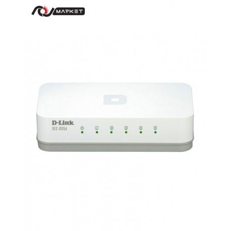 D-Link DES-1005A 5-Port 10/100 Switch