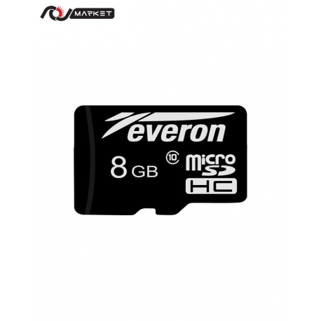 Everon 8GB Class 10 MicroSDHC UHS-I Memory Card + Adapter