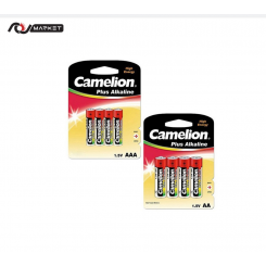 Camelion Plus Alkaline Battery Pack Of 8