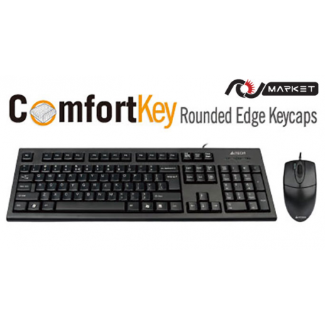 A4Tech KR-8520D Keyboard and Mouse
