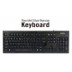 A4Tech Wired Keyboard KR-85 USB