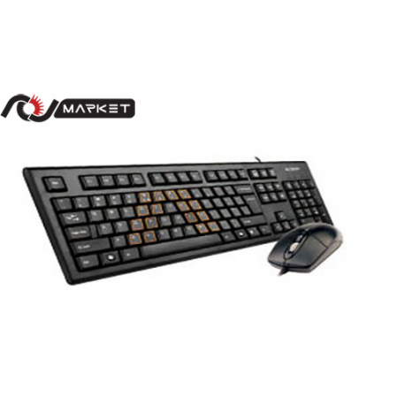 A4Tech KR-8572 PS/2 Keyboard and Mouse