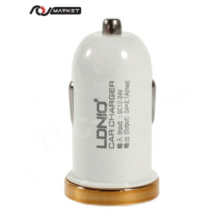 LDNIO DL-C22 Dual USB Car Charger